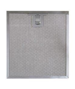 Filtro Metálico para Exaustor de Cozinha Nodor 2800200 Aço inoxidável