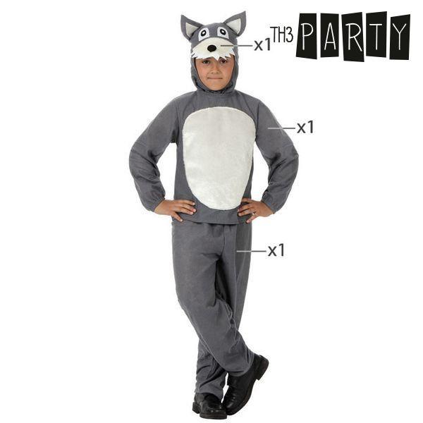 Fantasia para Crianças Th3 Party Lobo feroz