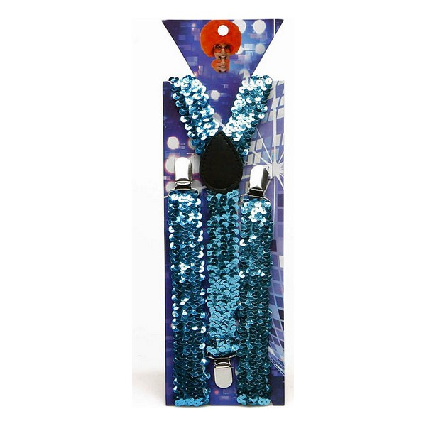 Suspensórios 141617 Azul (34 X 10,5 cm)