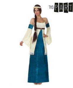 Fantasia para Adultos Dama medieval (2 Pcs)