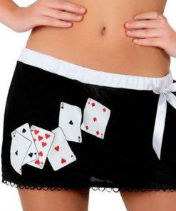 Saia Poker Preta