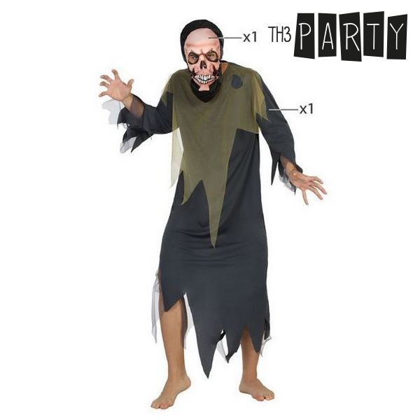 Fantasia para Adultos Esqueleto (2 Pcs)