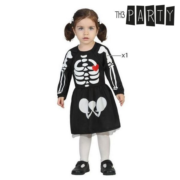 Fantasia para Bebés Esqueleto