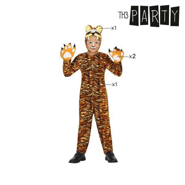 Fantasia para Crianças Tigre