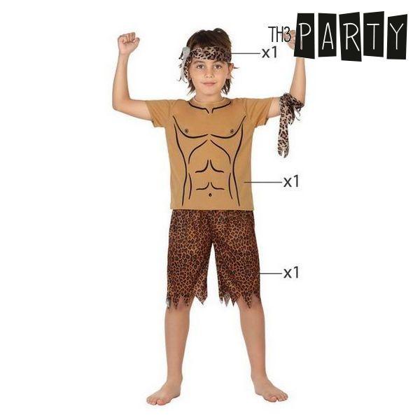 Fantasia para Crianças Homem da selva (4 Pcs)