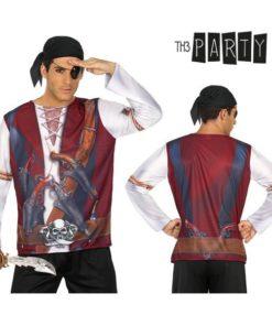 Camisola para adultos Th3 Party 7659 Pirata homem