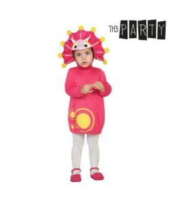 Fantasia para Bebés Dragão Cor de rosa