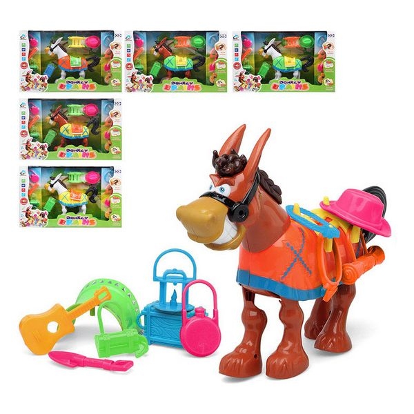 Brinquedo Interativo Donkey Brains 115450