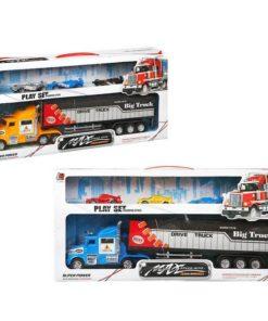 Camião Portaveículos e Carros de Fricção 119915