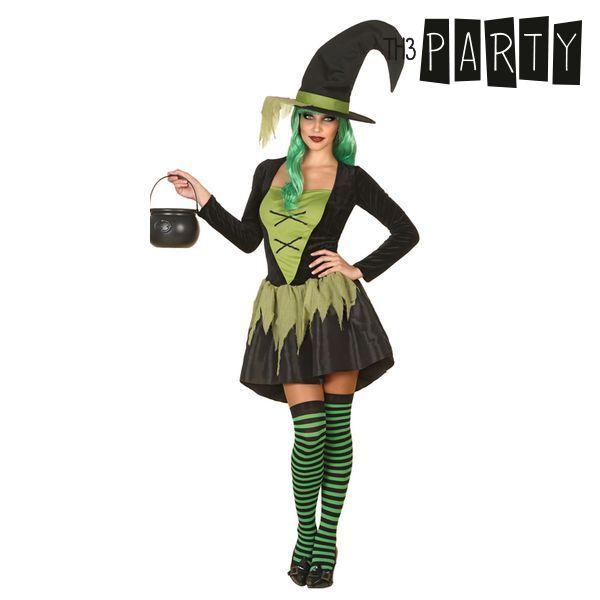 Fantasia para Adultos Bruxa Verde