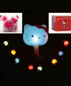Grinalda de Natal (2 m) Hello kitty Multicolor