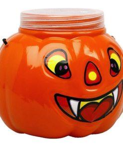 Cesta Multiusos Halloween Abóbora