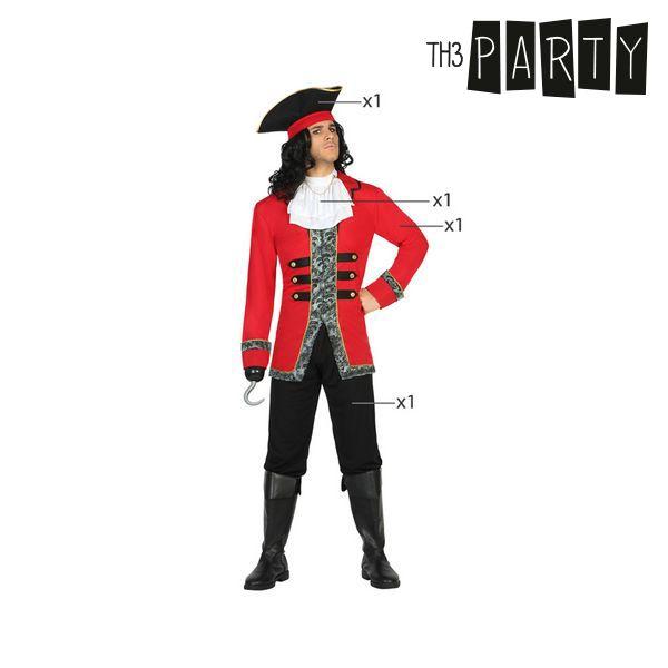 Fantasia para Adultos Pirata homem
