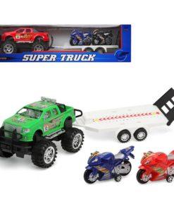 Conjunto veículos Super Truck 119102