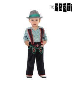 Fantasia para Bebés Alemão (4 Pcs)