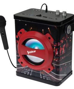 Altifalante Bluetooth portátil com microfone La Voz 6110