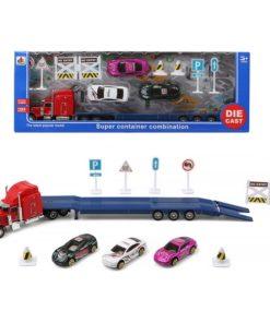 Camião Portaveículos e Carros de Fricção 118824
