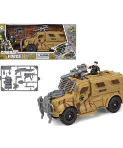 Veículo Combat Force 9 Camuflagem 118893