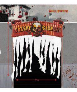 Decoração Suspensa Creepy (97 x 137 cm)