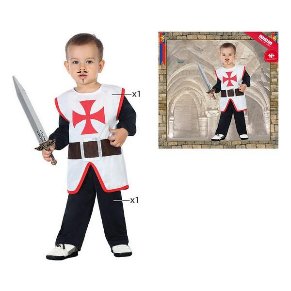 Fantasia para Bebés 112803 Cavaleiro das cruzadas