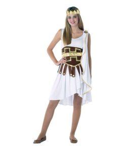 Fantasia para Crianças 116016 Deusa grega (Tamanho 14-16 anos)