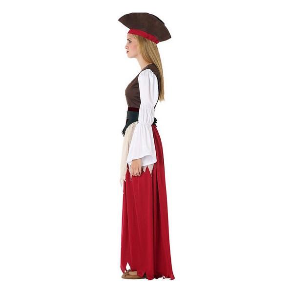 Fantasia para Crianças 116221 Pirata (Tamanho 14-16 anos)