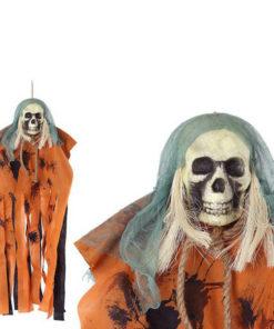 Esqueleto Suspenso 116091 Laranja (100 Cm)