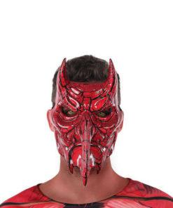 Máscara 117753 Demónio Vermelha