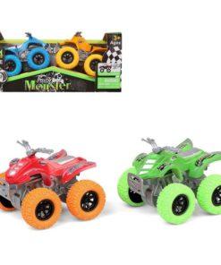 Monster Truck 4 X 4 (24 x 11 cm)