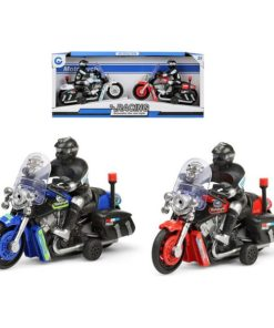 Conjunto veículos Racing 112596 Motocicleta (2 Uds)