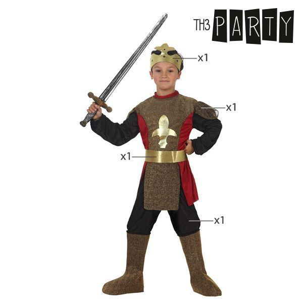 Fantasia para Crianças Cavaleiro medieval
