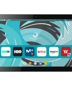 """Tablet BRIGMTON BTPC-1022 10"""" Quad Core 2 GB RAM 16 GB"""