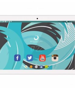 "Tablet BRIGMTON BTPC-1024 10,1"" 2 GB RAM 16 GB Branco"