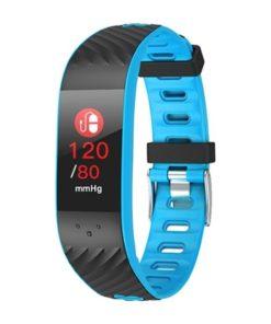 "Pulseira de Atividade BRIGMTON BSPORT-16-A 0,96"" OLED Bluetooth Azul"