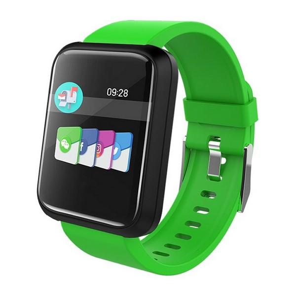 "Smartwatch com Pedómetro BRIGMTON Bsport 17 1,3"" Bluetooth 4.0"