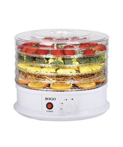 Desidratador de Alimentos Sogo DAL-SS-10460 250W Branco