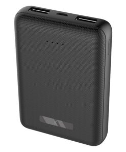 Power Bank 10000 mAh Preto