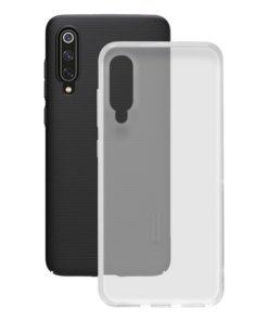 Capa para Telemóvel Xiaomi Mi 9t Flex TPU Transparente