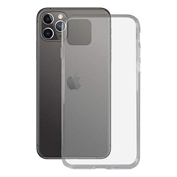 Capa para Telemóvel Iphone 11 Pro Max Flex TPU Transparente