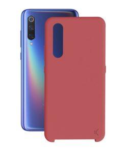 Capa para Telemóvel Xiaomi Mi 9 Soft Vermelho