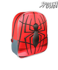 Mochila Escolar 3D Spiderman 7914
