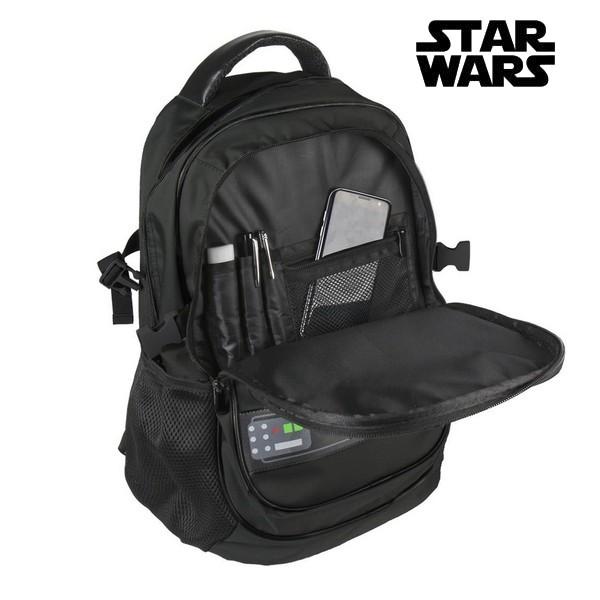 Mochila Escolar Star Wars 9359