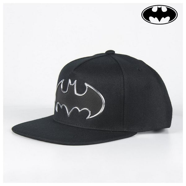 Boné Infantil Batman 73348 (Ø 59 cm) Preto