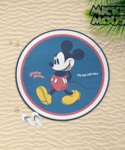 Toalha de Praia Mickey Mouse 78047