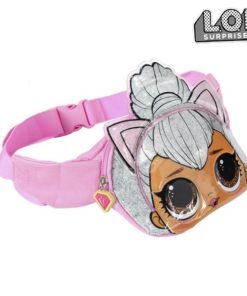 Bolsa de Cintura LOL Surprise! Cor de rosa