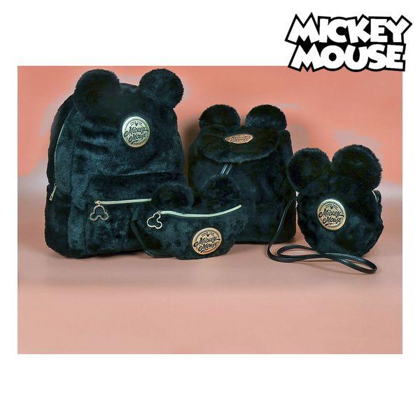 Mala a Tiracolo Mickey Mouse Preto
