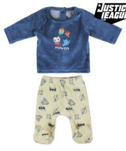 Pijama Infantil Batman 74602 Azul marinho