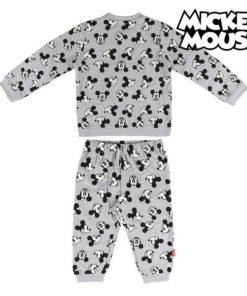 Fato de Treino Infantil Mickey Mouse 74705 Cinzento