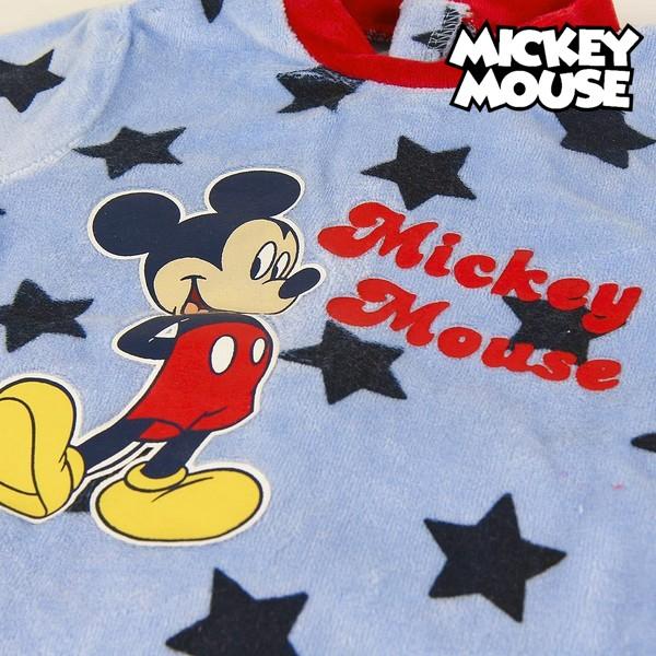 Babygrow de Manga Comprida para Bebé Mickey Mouse 74656 Azul