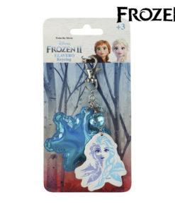 Corrente para Chave 3D Elsa Frozen 74062 Azul